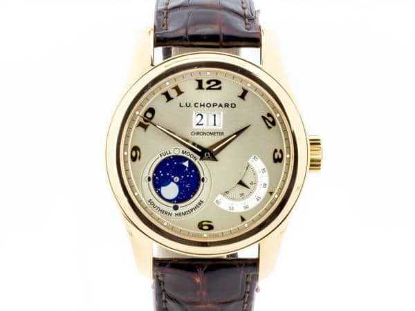 Preowned Chorpard LUC Lunar Big Date Automatic Gent