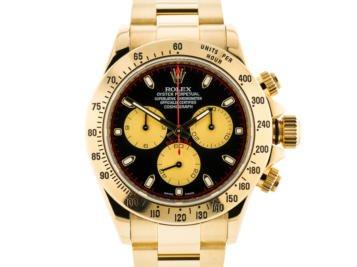 Rolex 18ct Yellow Gold Cosmograph Daytona