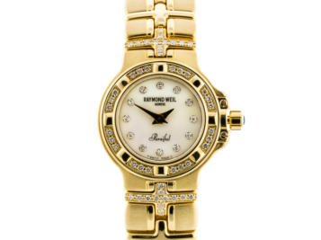Preowned Raymond Weil Parsifal