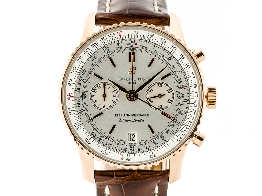 Preowned Brietling Navitimer