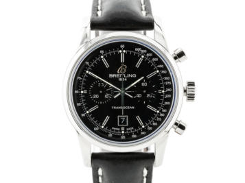 Preowned Breitling Transocean Chronograph