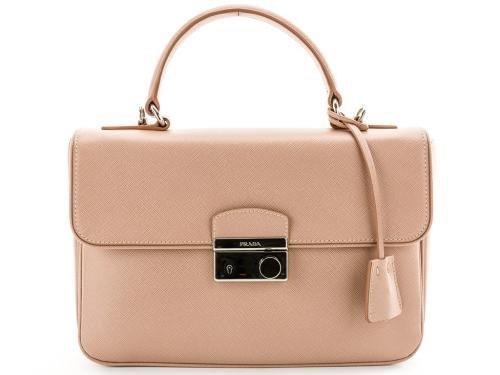 Preowned Prada Top Handle Bag