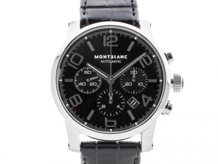 Preowned Montblanc Timewalker Chronograph Watch