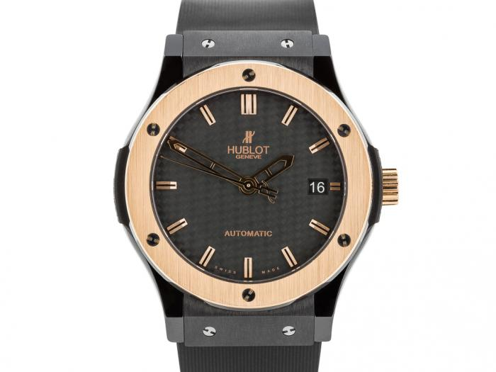 Preowned Hublot classic fusion watch watch
