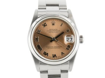 Preowned Rolex Datejust watch