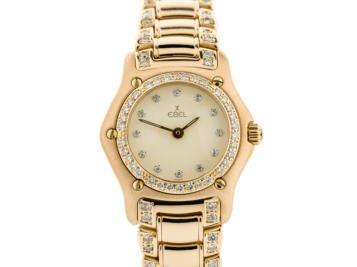 Preowned Ebel Diamond Watch