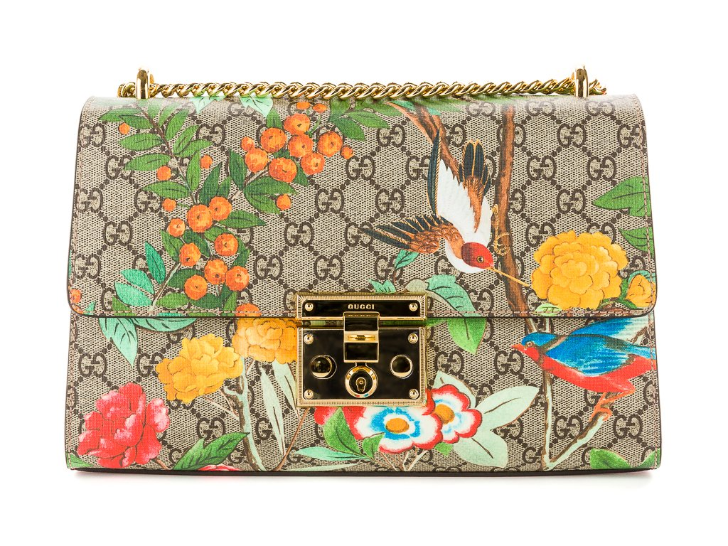 48743b78b Gucci Tian Padlock Shoulder Bag - Prestige Online Store - Luxury ...