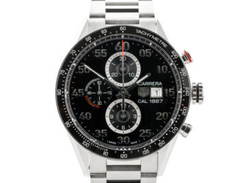 Preowned Tag Heuer Carrera 1887