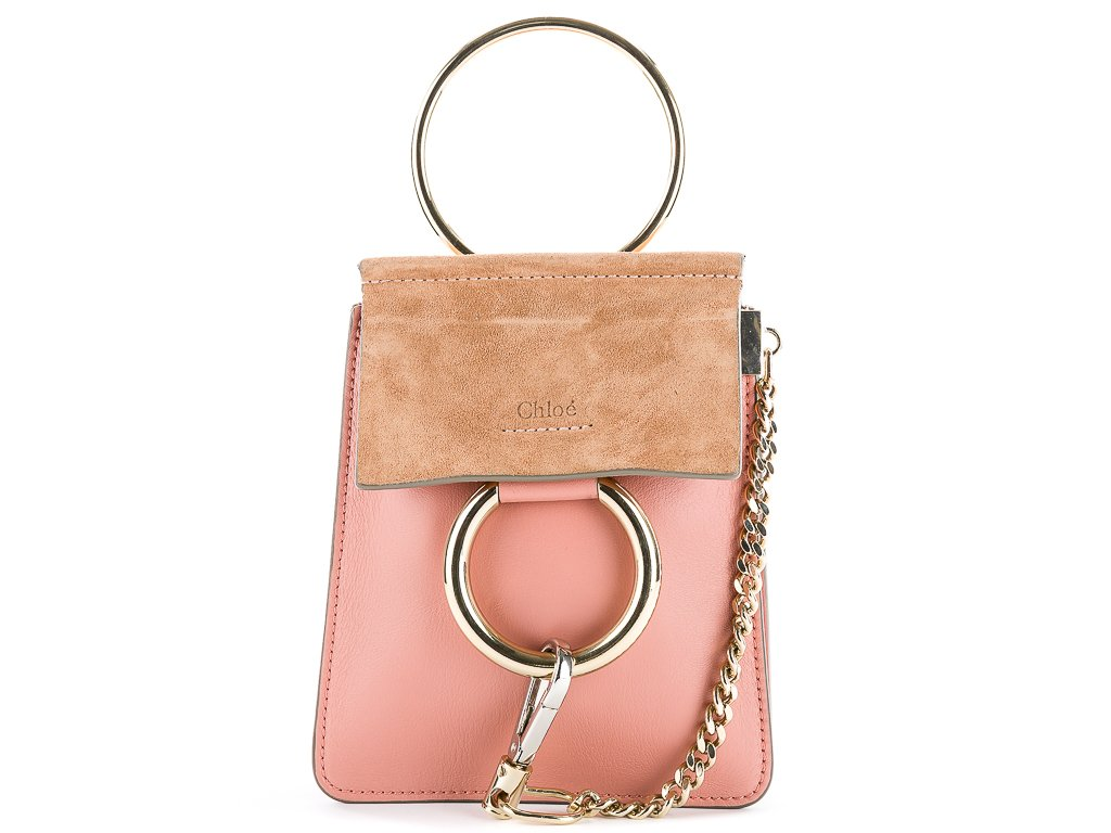 0ecb2c7e Chloe Faye Bracelet Bag