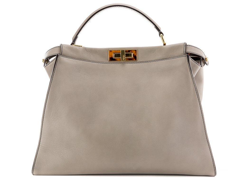 6397b6757e Fendi Peekaboo Bag