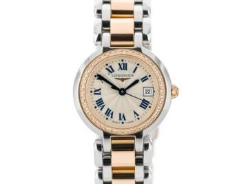 Preowned Longines PrimaLuna Watch