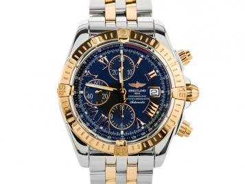 Breitling Chronomat Longitude Watch