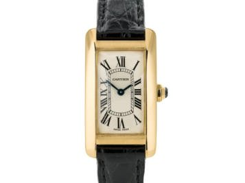Cartier Tank Anglais Watch