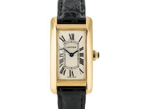 Cartier Tank Anglais Watch