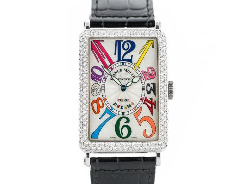 Frank Muller Colour Dream Diamond Bezel Watch