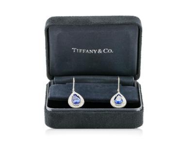 Tiffany & Co Soleste Tanzanite Earrings