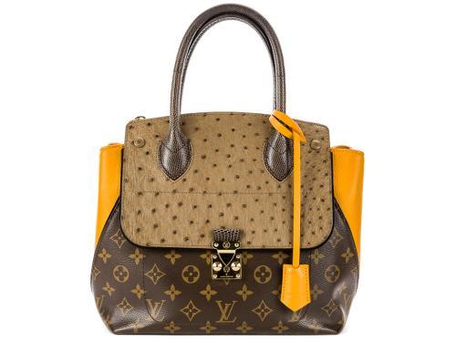 Louis Vuitton Majestueux Tote PM Exotique