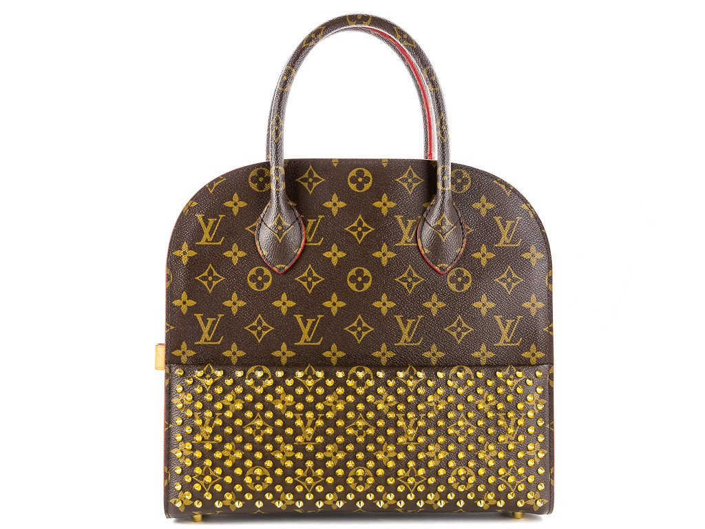 78bd22f6be5 Louis Vuitton x Christian Louboutin Bag