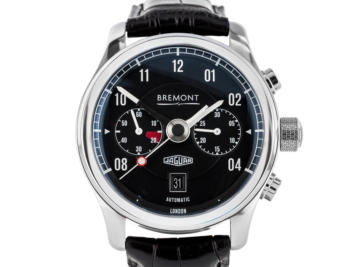Bremont Jaguar Watch