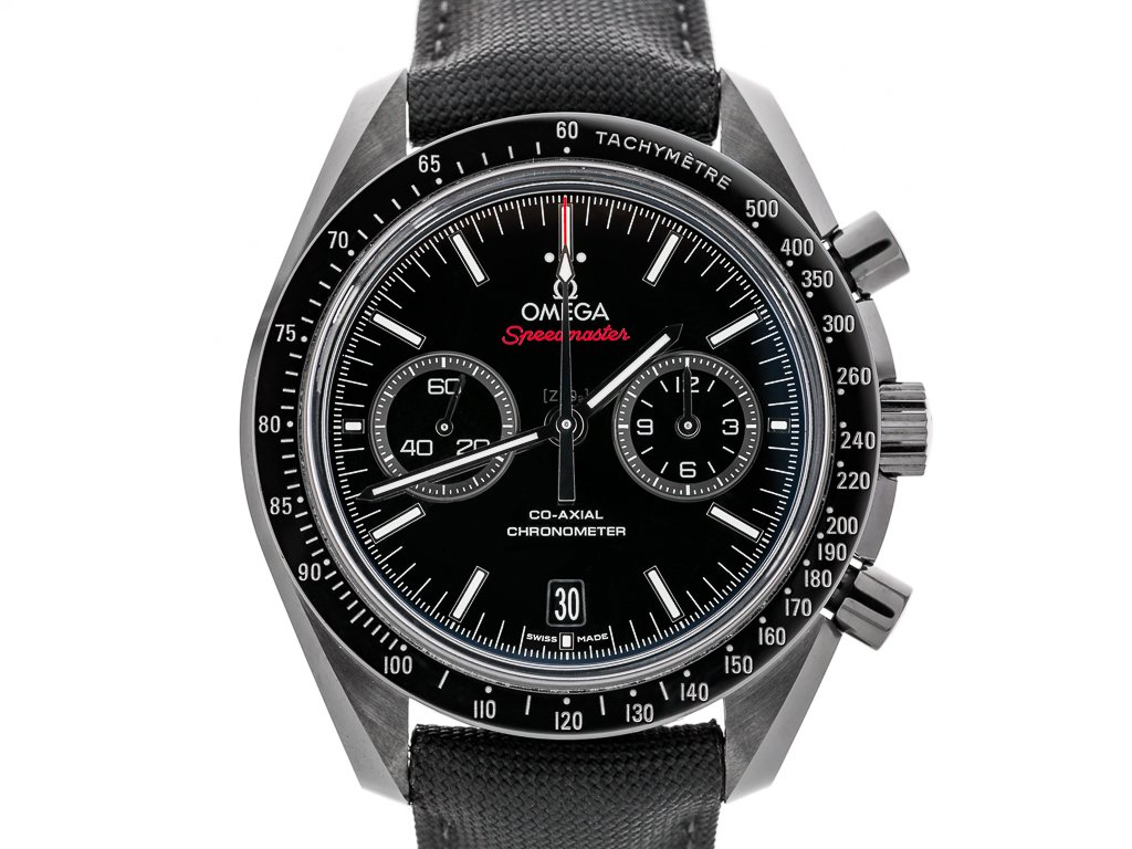 Omega Seamaster Dark Side Of The Moon Watch