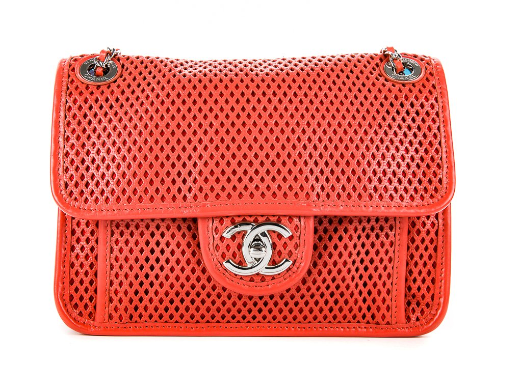 Chanel Classic Perforated Bag