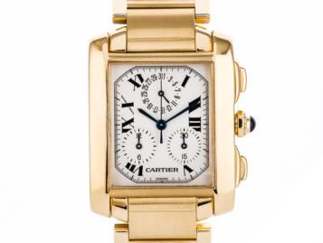 Cartier Tank Francaise Watch
